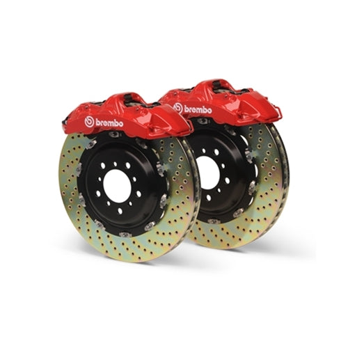 TSP - Brembo 2010 Camaro SS Brake Package (28-70051A)