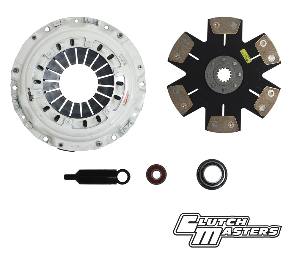 Clutch Masters - SINGLE DISC CLUTCH KITS FX500 (16000-HDB6-R) 1993-1998 | TOYOTA SUPRA