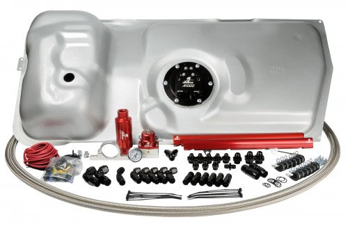 Aeromotive - 86-98.5 A1000 5.0L Fox Body Mustang Stealth Fuel System (17130)