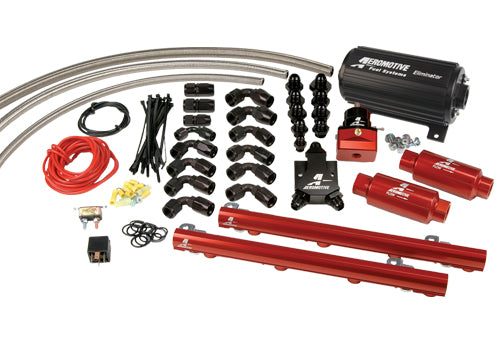 Aeromotive - 96-04 4.6L SOHC GT Eliminator Fuel System (17142)