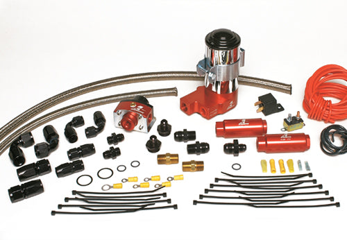 Aeromotive - SS Carbureted Fuel System (17201)