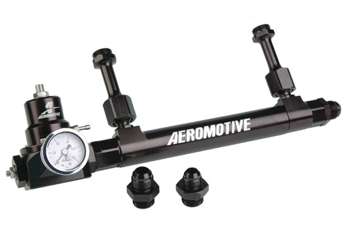 Aeromotive -Dual Action Adjustable Fuel Log Kit (17249)