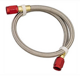 Nitrous Oxide System - NOS Stainless Steel Braided Fuel Hose -3AN | -3AN (15041NOS)