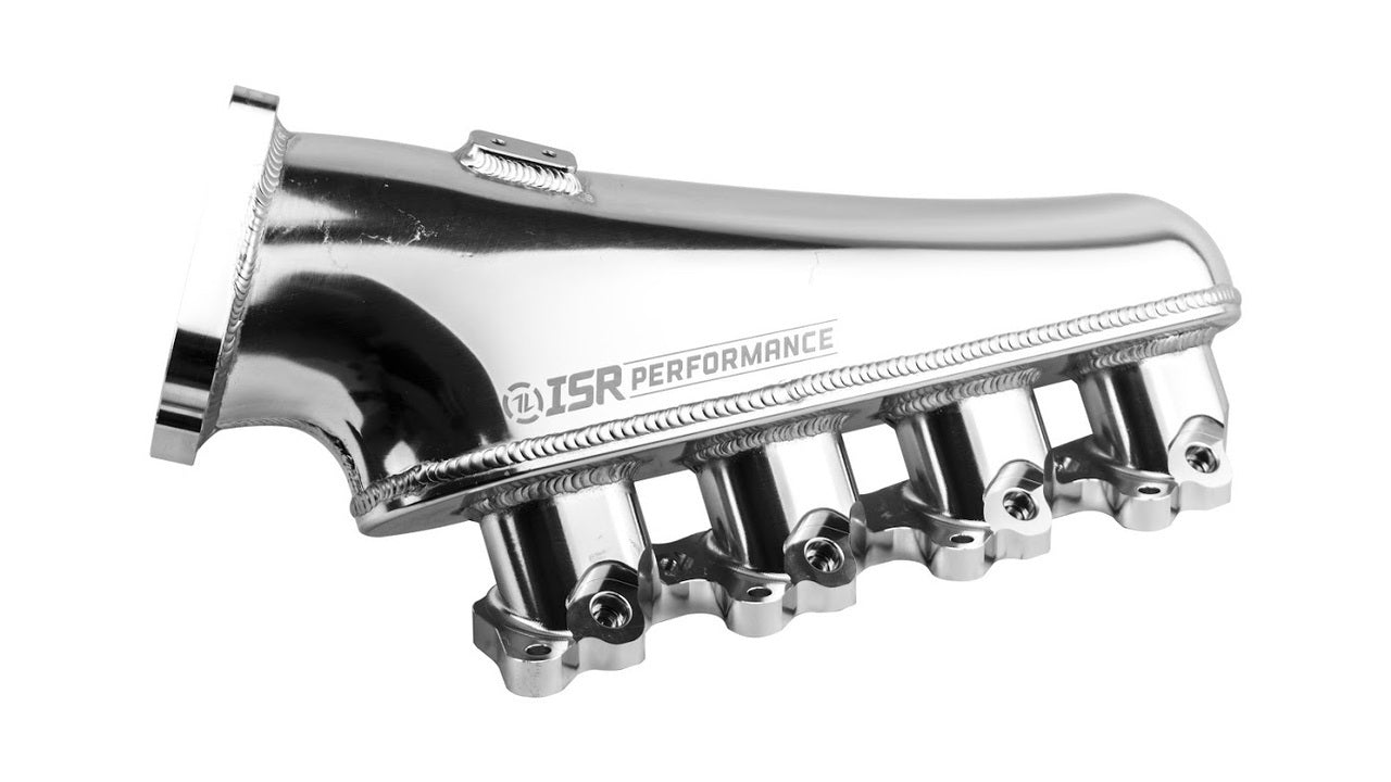 ISR Performance - Billet S13 SR20DET Intake Manifold, Fuel Rail, and  Throttle Body Combo (IS-SRINT-S13)