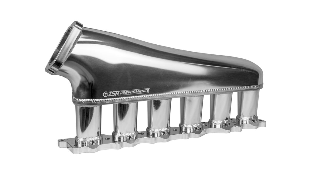 ISR Performance - Billet RB20DET Front Facing Intake Manifold, Fuel Rail, And Throttle Body Combo (IS-RB20INT)