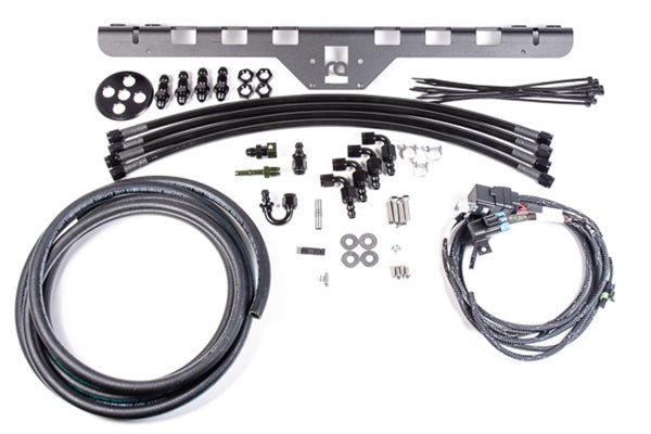 Radium Engineering - Fuel Surge Tank Install Kit BMW E46 3-Series/M3 (20-0374)