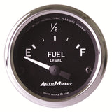 "AutoMeter - 2-1/16"" FUEL LEVEL, 240 Ω, AIR-CORE, COBRA (201011)"