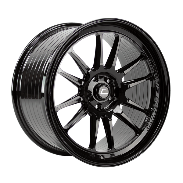 Cosmis Racing XT-206R Black 20x10.5 +45mm 5x114.3
