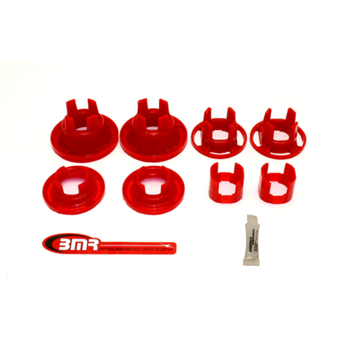 TSP - BMR Suspension Bushing kit, Rear Cradle, Poly (Inserts Only) (14-BK016)