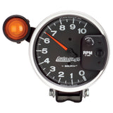 "AutoMeter - 5"" PEDESTAL TACHOMETER, 0-10,000 RPM, SHIFT LIGHT, BLACK, AUTO GAGE (233904)"