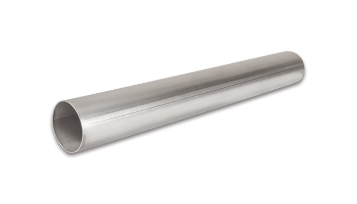Vibrant Performance - Stainless Steel Round Tubing Straight Lengths