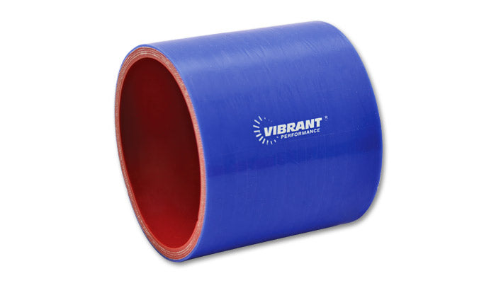 Vibrant Performance - Straight Hose Coupler, 1.50