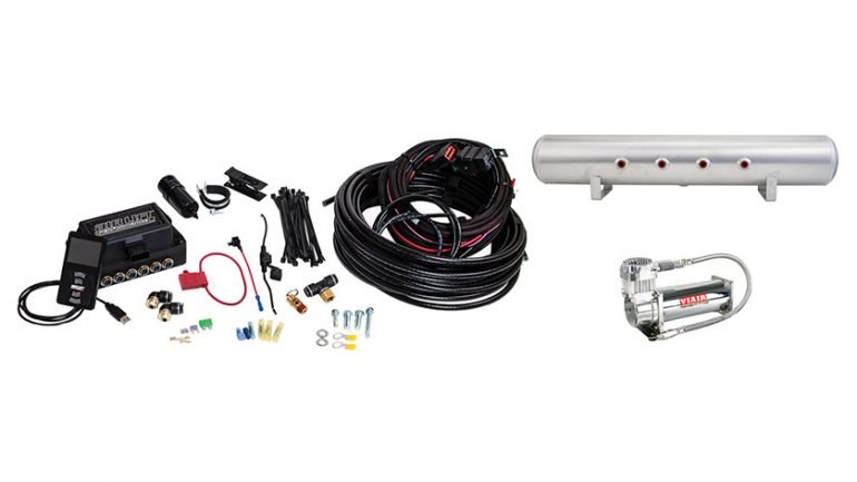AIR LIFT PERFORMANCE - 3P (1/4″ AIR LINE, 5 GALLON TANK, VIAIR 444C COMPRESSOR) (27683)