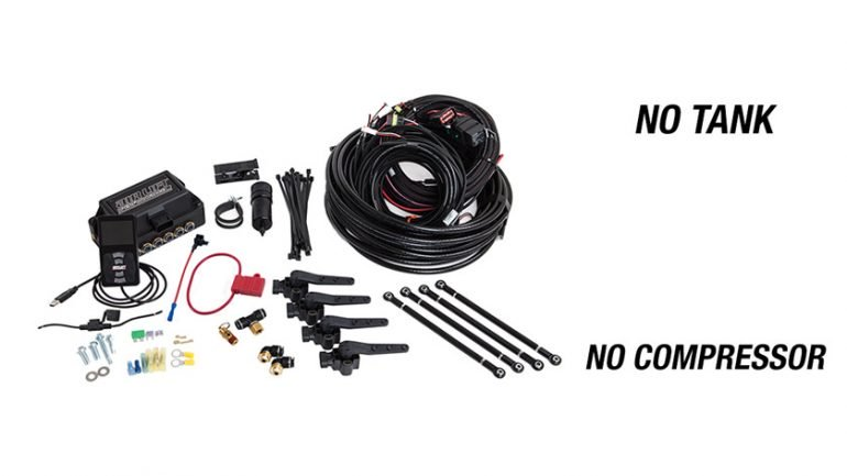 AIR LIFT PERFORMANCE - 3H (3/8″ AIR LINE, NO TANK, NO COMPRESSOR) (27695)