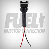 Fuel Injector Connection - BOSCH STYLE (EV1) MINITIMER PIGTAIL (FICEV1PIGTAIL)