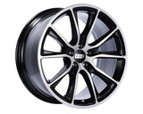 BBS - SV 22x10.5 5x120 40 Black w/Diamond Cut Face (SV003BPK)