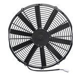 "SPAL - 16"" Low-Profile Fan 12V (30100400)"