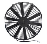 "SPAL - 16"" Low-Profile Fan 12V (30100401)"