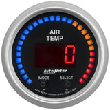 "AutoMeter - 2-1/16"" AIR TEMP, DUAL CHANNEL, 0-300 °F, SPORT-COMP (3358)"