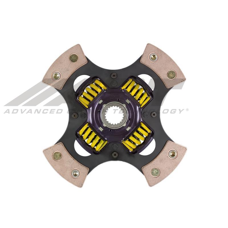 ACT - 4 Pad Sprung Race Disc (4236207) 1991-2000 | LEXUS SC300/400