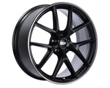 BBS - CI-R 20x9 5x112 25 Black Center | Polished Rim (CI0201BPO)