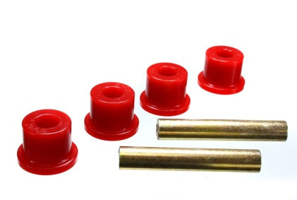 ENERGY SUSPENSION - Suspension Transmission Crossmember Mount Bushings 1979-93 Ford Mustang (4-1102R)