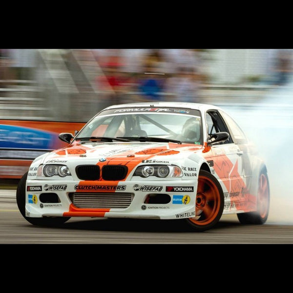DTM Fiberwerkz - E46 GTR Race Style Wide Body kit