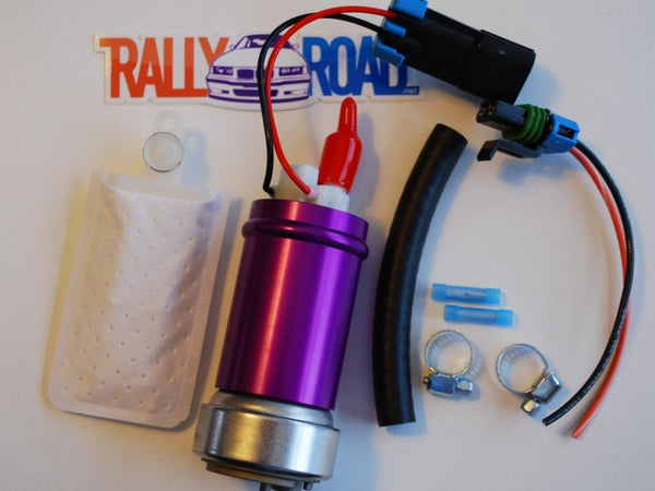 Rally Road - Walbro 485 lph Fuel Pump with E36 Install Kit (RRW4IFPEIK)