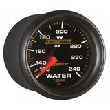 "AutoMeter - 2-1/16"" WATER TEMPERATURE, 120-240 °F, 6 FT., MECHANICAL, ULTRA-LITE II (4932)"