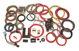 Painless Wiring - Painless Performance Products 28-Circuit Classic Trunk Mount Chassis Harness - GM Keyed Column & In-Dash Connection - Customizable (10220)