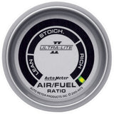 "AutoMeter - 2-1/16"" NARROWBAND AIR/FUEL RATIO, LEAN-RICH, ULTRA-LITE II (4975)"