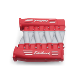 TSP - Edelbrock Cross-Ram Intake Manifold For LS3, Red (109-7141)