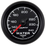 "AutoMeter - 2-1/16"" WATER TEMPERATURE, 120-240 °F, 6 FT., MECHANICAL, ES (5932)"