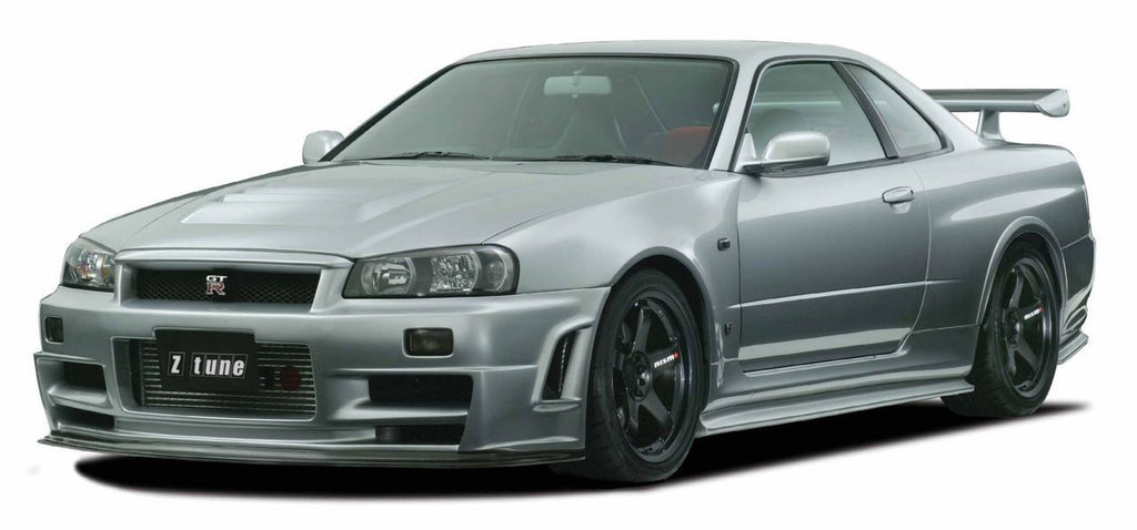 Nismo Competition Parts - NISMO R34 GT-R Z-tune Type Repair Parts (TRP01)