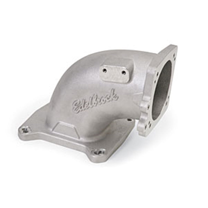 TSP - Edelbrock High Flow Intake Elbow for 120mm Throttle Body to 4500 Flange (109-3815)