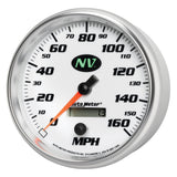 "AutoMeter - 5"" SPEEDOMETER, 0-160 MPH, ELECTRIC, NV (7489)"