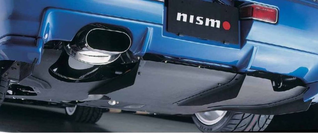 Nismo Competition Parts - GT Diffuser Fin Set Repair Parts Diffuser Fin (GDFRP01)