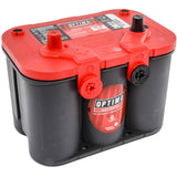 Optima Batteries - RedTop 12-Volt Battery Model/BCI Group: 34/78 (753-9004-003)