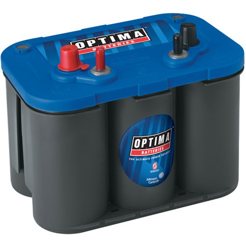 Optima Batteries - BlueTop Marine 4-Post Battery Model 34M (753-9006-006)