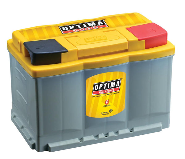 Optima Batteries - YellowTop PureFlow Deep-Cycle Battery 12 Volts (753-9048-148)