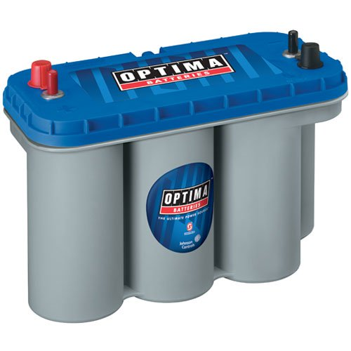 Optima Batteries - BlueTop Marine 4-Post Battery Model D31M (753-9052-161)