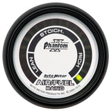 "AutoMeter - 2-1/16"" NARROWBAND AIR/FUEL RATIO, LEAN-RICH, PHANTOM II (7575)"
