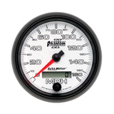 "AutoMeter - 3-3/8"" SPEEDOMETER, 0-160 MPH, ELECTRIC, PHANTOM II (7588)"