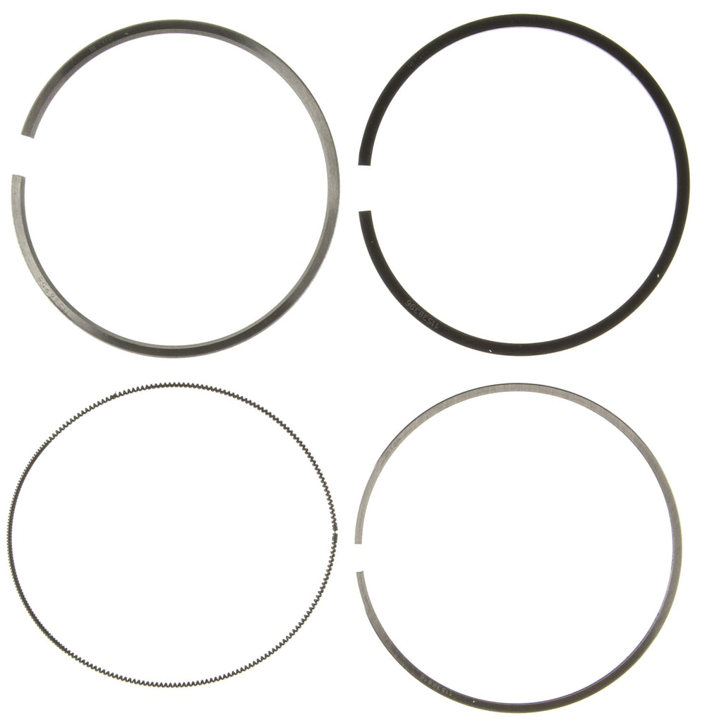 CLEVITE - MAHLE Ring Set Chrome Lexus 2997cc 3.0L 2JZGE Eng. 1992 (41683)
