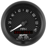 "AutoMeter - 3-3/8"" GPS SPEEDOMETER, 0-140 MPH, GT (8080)"