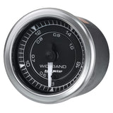 "AutoMeter - 2-1/16"" WIDEBAND AIR/FUEL RATIO, ANALOG, 8:1-18:1 AFR, STEPPER MOTOR, CHRONO (8170)"