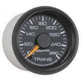"Auto Meter - 2-1/16"" TRANSMISSION TEMPERATURE, 100-260 °F, STEPPER MOTOR, GM FACTORY MATCH (8357)"
