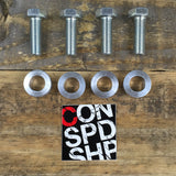 Condor Speed Shop - Differential Spacers & Bolt Kit (DBLTSPC)