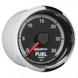 "Auto Meter - 2-1/16"" FUEL PRESSURE, 0-30 PSI, STEPPER MOTOR, GEN 4 DODGE FACTORY MATCH (8561)"