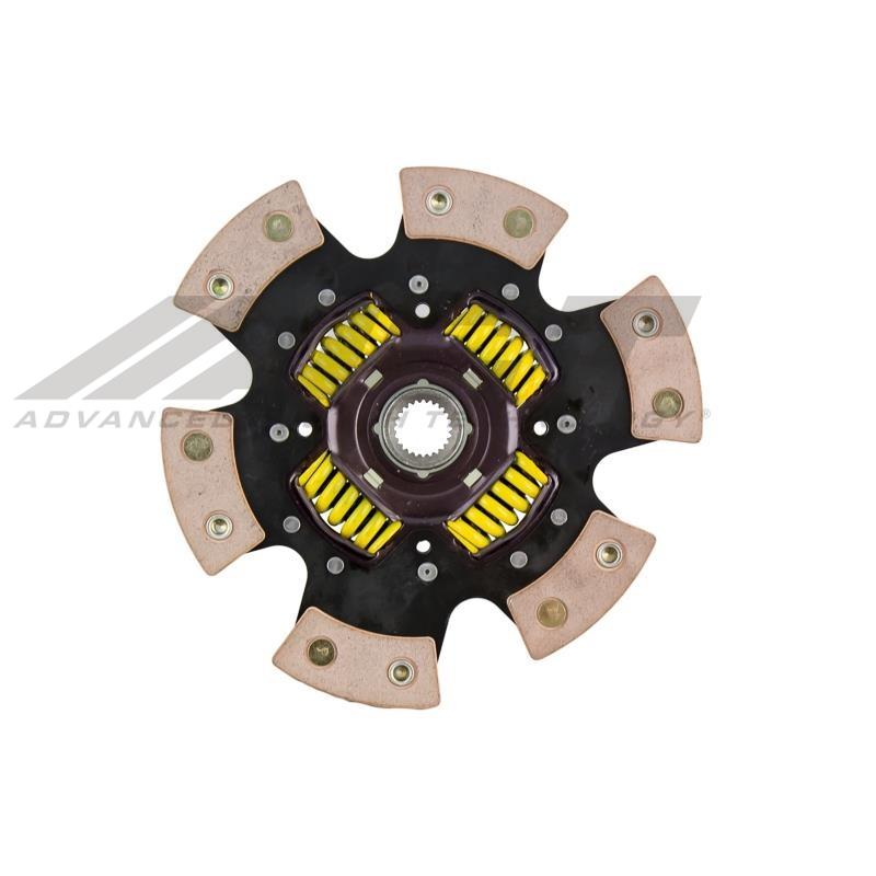 ACT - 6 Pad Sprung Race Disc (6250306) 2003-2007 | INFINITY G35